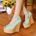 Preorder รองเท้าแฟชั่น สไตล์เกาหลี 34-39 รหัส 9DA-9077