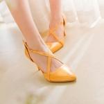 Preorder รองเท้าแฟชั่น สไตล์เกาหลี 33-45 รหัส 9DA-7609