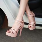 Preorder รองเท้าแฟชั่น สไตล์เกาหลี 34-43 รหัส N5-2510