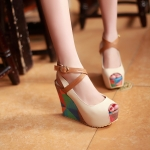 Preorder รองเท้าแฟชั่น สไตล์เกาหลี 34-39 รหัส 9DA-5966