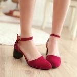 Preorder รองเท้าแฟชั่น สไตล์เกาหลี 34-43 รหัส 9DA-7469