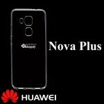 เคส Huawei Nova Plus ซิลิโคน สีใส