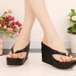 Preorder รองเท้าเปิดส้น 34-39 รหัส 55-5284
