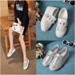 Preorder รองเท้าแฟชั่น สไตล์เกาหลี 31-43 รหัส 9DA-7701