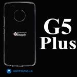 เคส Moto G5 Plus ซิลิโคน สีใส