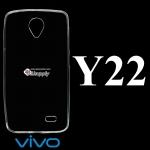 เคส Vivo Y22 ซิลิโคน สีใส