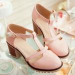 Preorder รองเท้าแฟชั่น สไตล์เกาหลี 33-43 รหัส N5-4598