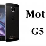 ฟิล์มกระจก Moto G5