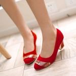 Preorder รองเท้าแฟชั่น 34-50 รหัส 9DA-6593