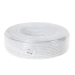Cable 100M RG6/168 PeopleFu (White)