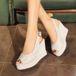 Preorder รองเท้าแฟชั่น สไตล์ เกาหลี 34-43 รหัส 9DA-9749