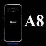 เคส Samsung A8 ซิลิโคน สีใส