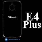 เคส Moto E4 Plus ซิลิโคน สีใส