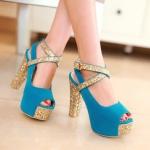 Preorder รองเท้าแฟชั่น สไตล์เกาหลี 32-43 รหัส 9DA-5684