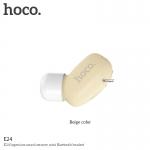 หูฟังบลูทูธ HOCO E24 สีไข่