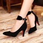 Preorder รองเท้าแฟชั่น สไตล์เกาหลี 32-43 รหัส 9DA-7408