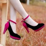 Preorder รองเท้าแฟชั่น สไตล์เกาหลี 32-43 รหัส 9DA-3775