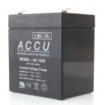 "Battery 5.5Ah 12V ""ACCU"""