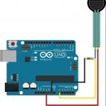 FSR402 Force sensor