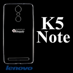 เคส Lennovo K5 Note ซิลิโคน สีใส
