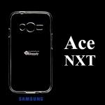 เคส Samsung Ace NXT ซิลิโคน สีใส
