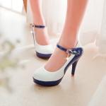 Preorder รองเท้าแฟชั่น สไตล์เกาหลี 34-39 รหัส AL-5205