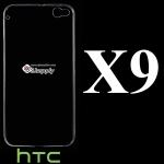 เคส HTC X9 ซิลิโคน สีใส