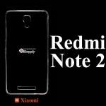 เคส Xiaomi Redmi Note2 ซิลิโคน สีใส