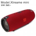 ลำโพงบลูทูธ Xtreame mini สีแดง