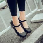 Preorder รองเท้าส้นเตี้ย 30-43 รหัส 9DA-30568