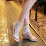 Preorder รองเท้าแฟชั่น สไตล์เกาหลี 34-39 รหัส 55-3712