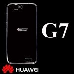 เคส Huawei G7 ซิลิโคน สีใส