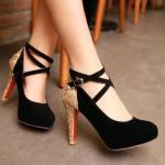 Preorder รองเท้าแฟชั่น สไตล์เกาหลี 32-43 รหัส 9DA-2016