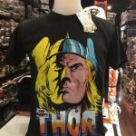 ฮีโร่มาร์เวล สีดำ (Thor big face washed)