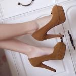Preorder รองเท้าแฟชั่น สไตล์เกาหลี 34-43 รหัส 55-5302