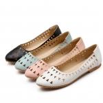 Preorder รองเท้าส้นเตี้ย 32-47 รหัส Y-4657
