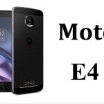 ฟิล์มกระจก Moto E4