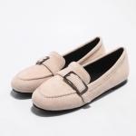 พรีอเดอร์ รองเท้าส้นเตี้ย 32-48 รหัส Y-6620