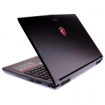 Notebook MSI GP62 6QE-497XTH (Black)
