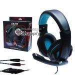 หูฟัง OKER X2 สีฟ้า