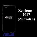 เคส ASUS ZenFone 4 2017 (ZE554KL) ซิลิโคน สีใส