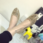 Preorder รองเท้าแฟชั่น สไตล์เกาหลี 35-41 รหัส GB-0219