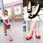 Preorder รองเท้าแฟชั่น สไตล์เกาหลี 32-43 รหัส 9DA-4411
