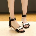 พรีออเดอร์ รองเท้าส้นเตี้ย 31-44 รหัส 55-7004