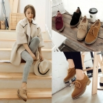 Preorder รองเท้าแฟชั่น สไตล์เกาหลี 33-43 รหัส 9DA-0500