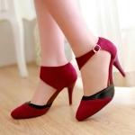 Preorder รองเท้าแฟชั่น สไตล์เกาหลี 34-43 รหัส 9DA-6087