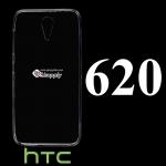 เคส HTC Desire 620G ซิลิโคน สีใส