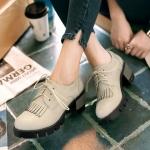 Preorder รองเท้าแฟชั่น สไตล์เกาหลี 33-43 รหัส 9DA-7844