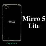 เคส OPPO Mirror5 Lite ซิลิโคน สีใส