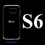 เคส Samsung S6 ซิลิโคน สีใส